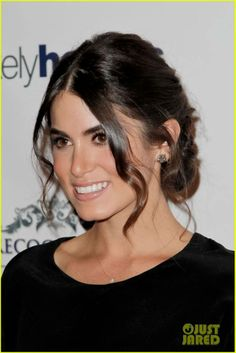 Full Sized Photo of annalynn mccord nikki reed unlikely heroes recognizing heroes event 08 Nikki Reed, Kristen Stewart, Paul Mcdonald, Die Twilight Saga, Rosalie Hale, Hairstyle, Updo, American Actress, Pop Culture