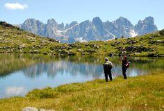 I Laghi di Colbricon - Trentino - Italy
