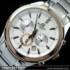 4aecfb7a60a7 BUY Casio Edifice Sheen Pair Design Mens Watch EF-530P-7AV - Buy Watches