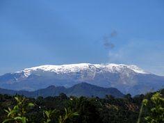 Nevado del Ruiz. Mount Rainier, Mountains, Nature, Travel, Scenery, Photos, Naturaleza, Viajes, Trips