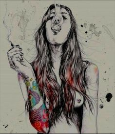 #tattoo #smoke #weed  www.stonernation.com