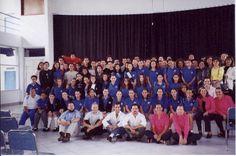 Colegio Inglés Hidalgo, 2001.