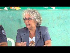 A delegada Teresa Pessa, títular da DEAM de Nova Iguaçu, fala sobre atendimento à mulher e a Lei Maria da Penha no Conselho de Segurança, em 2012.  #ComunicandoComCausa