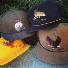 fbc468c2101 Coal always does a great job with their Wilderness hat. Thick corduroy