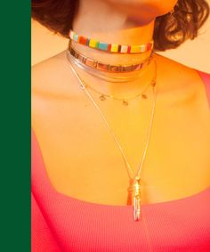 Still Don't Get How To Layer Necklaces? Let's Discuss+#refinery29