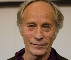 Richard Ford-- (born February 16, 1944) is an American novelist and short story writer. His best-known works are the novel The Sportswriter and its sequels, Independence Day, The Lay of the Land and Let Me Be Frank with You as well as the short story collection Rock Springs, which contains several widely anthologized stories.