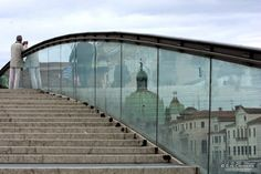 Salvatore Clemente: Fotografie: Venezia: Ponte Calatrava
