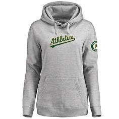 Women's Oakland Athletics Design Your Own Hoodie - $66.99