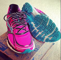 "erinob1017: ""Looking forward to running my third half in these bad boys. Just registered! #CMnation"" Berea, OH"