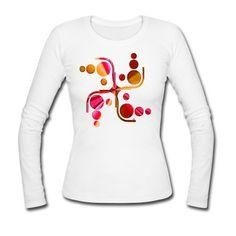 Bonbon Langarm-Shirt   Spreadshirt   ID: 26767976