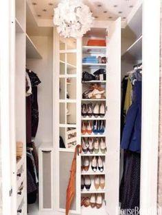 Walk In Closet Ideas - Modern Closet Designs