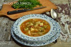 Kapuśniak zmłodej kapusty Thai Red Curry, Ethnic Recipes, Food, Eat, Essen, Meals, Yemek, Eten