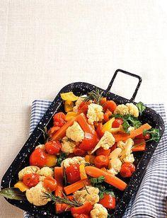 Bon Appetit, Cobb Salad, Pork, Pasta, Ethnic Recipes, Sweet, Winter, Side Dish Recipes, Recipes With Cauliflower