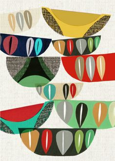Sliced Au-Go-Go, Inaluxe Tavlor, Glicée & Canvas från Easyart.se
