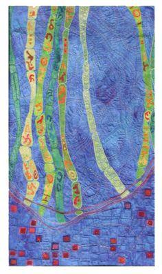 Making Memories II: Karen Kamenetzky Art Quilt