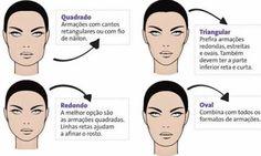 Algumas dicas na hora de escolher a armação do seu óculos que mais favorece seu formato de rosto #beautyblogger #dicadediva #jacquelinefraga