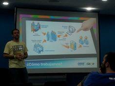 En el #barcamp aprendiendo más de nuevas tecnologías y emprendimientos