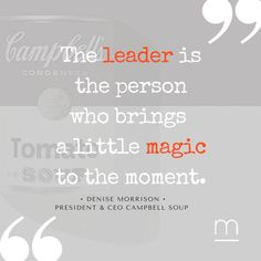 On #leadership and magic. #quote #inspiration #ventureforth