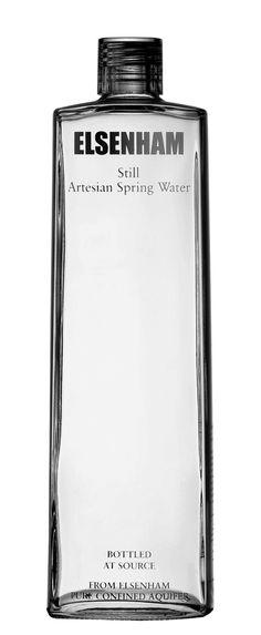 Elsenham Award-winning Still Water Water Bottle Design