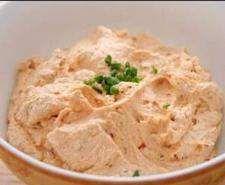 Rezept Paprika-Dip mit Knoblauch von fam.al.bau - Rezept der Kategorie Saucen/Dips/Brotaufstriche