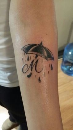 Forearm tattoo to commemerate the wedding day Rainy Wedding, Wedding Day, Wedding Tattoos, Tatoos, Inspiration, Beauty, Inspired, Pi Day Wedding, Beleza