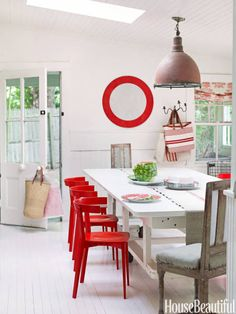 Industrial - Love the red