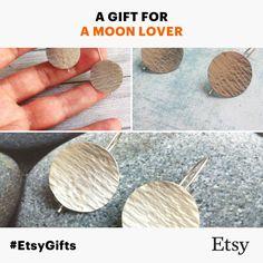 #EtsyGifts #sterlingsilver #silverearrings #contemporaryjewelry #minimalt #handmade