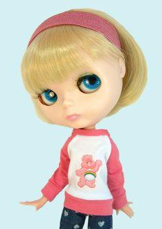 Blusão Ursinho Rosa