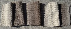 Ravelry: Project Gallery for Walking in the Sand Scarf pattern by Marie Segares