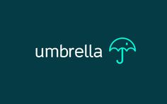 Umbrella by Arian Selimaj, via Behance | Kosovo, Prishtina based Web Design Agency, building beautiful templates (WP, etc.)
