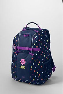 backpack in all products at Lands' End. | kid stuff | Pinterest ...