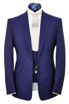 The Worsham Blue by William Hunt of Saville Row