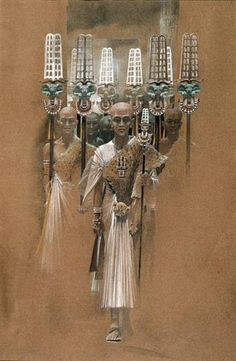 priests by Shadi Abdel Salem