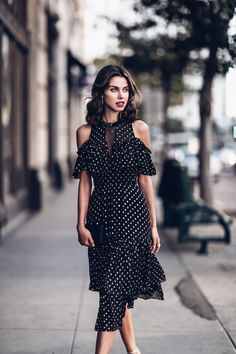 VivaLuxury - Fashion Blog by Annabelle Fleur: Cold Shoulder