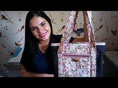 Passo a passo Bolsa Jeans Com Zíper - Especial Dia Das Mães #3 - YouTube