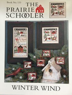 Winter wind by Prairie Schooler