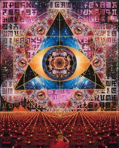 CoSM All Seeing Eye - Sebastian Wahl