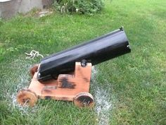 Tennis Ball Cannon for LARP