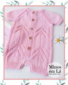 Baby Cardigan Knitting Pattern Free, Baby Knitting Patterns, Knitting Stitches, Baby Clothes Patterns, Baby Patterns, Clothing Patterns, Baby Barn, Knitted Hats Kids, Romper Suit