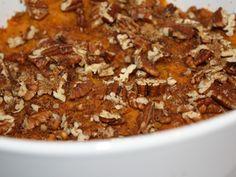 5 Ingredients: Sweet Potato Casserole | Healthy Eats – Food Network Healthy Living Blog