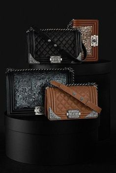 b0c3cce091684 (I m not sure I want to know either) Calfskin Boy CHANEL flap bag  embellished.