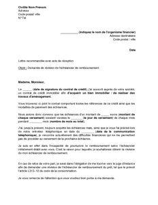 1000 ideas about exemple de lettre on pinterest - Lettre de demande de remboursement ...
