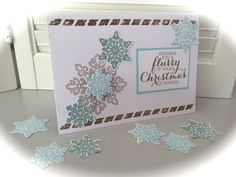Flurry Wishes, Stampin' Up!