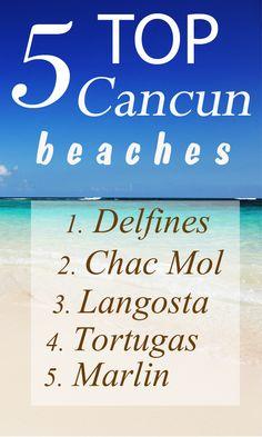 Cancun beaches, best Cancun beach, world best beaches. Cancun Mexico.