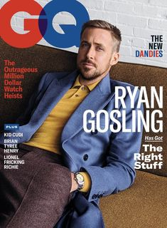 Gosling Covers GQ, Discusses Working with Damien Chazelle Ryan Gosling covers the November 2018 issue of GQ.Ryan Gosling covers the November 2018 issue of GQ. Gq Magazine Covers, Fashion Magazine Cover, Magazine Cover Design, Ryan Gosling Kids, Ryan Gosling Style, Ryan Gosling Fashion, Gq Usa, Cover Male, Cover Guy