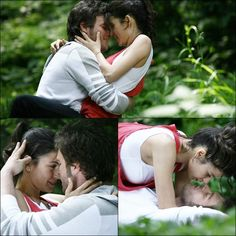 """""""No matter what happens to us, everyday spent with you is the best day of my life"""". Behlül & Bihter, Aşk-ı Memnu. 74.Bölüm."""