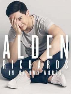 """First Look At Alden Richard's New Book """"In My Own Words"""" !"""