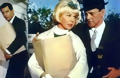 Send Me No Flowers is a 1964 American comedy film, directed by Norman Jewison and starring Rock Hudson, Doris Day, and Tony Randall. Description from imgarcade.com. I searched for this on bing.com/images