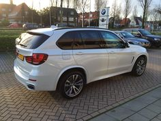 2014 white bmw x5 images  | 2014 BMW X5 M Sport in Mineral White delivered in the Netherlands