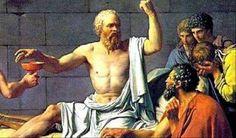 Καθώς ο Πλάτων έκανε βόλτα, ένα πρωινό με τον δάσκαλο του Σωκράτη, τον κοίταξε βαθιά στα μάτια και τον...